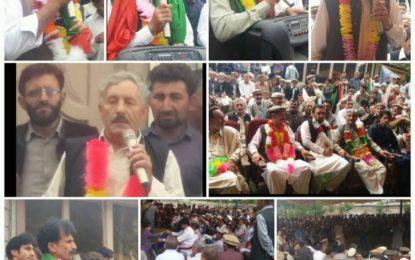 یاسین میںتحریک انصاف کی جیت کا جشن، ہزاروںافراد شریک ہوے