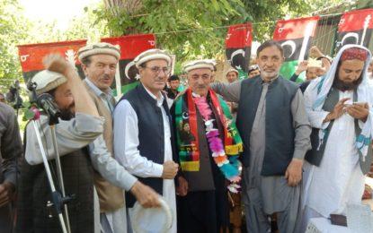 مسلم لیگ ن چترال کے سینئر رہنما نے پیپلز پارٹی میں شمولیت اختیار کر لی