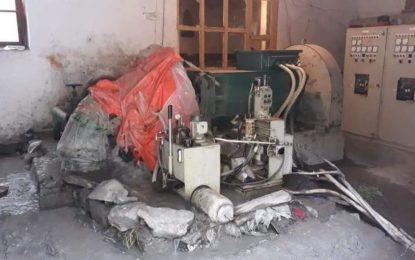 بلے گون پاؤر ہاوس کی مشینوں کی خستہ ہالی پر یونین کونسل مشہ بروم کی عوام کا اظہارِتشویش