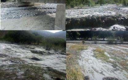 سیلابی ریلے نے چھوترون گاوںمیںتباہی مچا دی، مردو زن گھر چھوڑ کر پہاڑوںمیںپناہ لینے پر مجبور