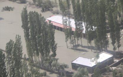 اسماعیلی کونسل کے زیر نگرانی بالائی اشکومن کے 102 سیلاب سے متاثرہ خاندانوںمیںامدادی اشیا کی تقسیم