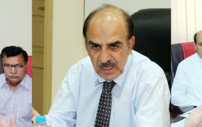 شعبہ امتحانات کو کمپیوٹرائزڈ کیا جائے گا، غلام الدین قراقرم یونیورسٹی کے ایڈیشنل کنٹرولر امتحانات مقرر