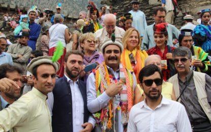 ہزاروں سال بعد مسلمانوں کی عید اور کیلاش قبیلے کا اوچال تہوار ایک ساتھ