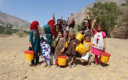 چترال:پندرہ سو نفوس پر مشتمل موری بالا نامی گاوں کی آبادی پانی کی سہولت سے محروم