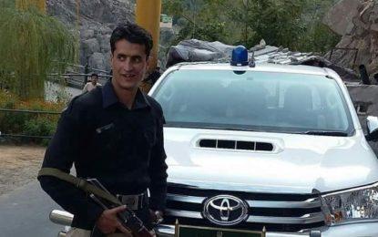 داریل میںایک اور سکول نذرِآتش، آپریشن کے دوران جھڑپ، پولیس کا ایک نوجوان شہید، تین زخمی ہو گئے