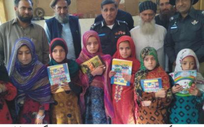 دیامر میں فروغ تعلیم کی راہ میںکوئی رکاوٹبرداشت نہیںکی جائے گی، آئی جی عباسی کا داریل میں اعلان