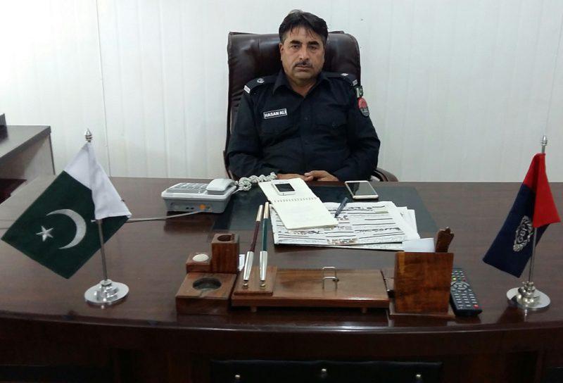 نگر : محرم الحرام کے دوران ضلع میں سیکورٹی کے فول پروف انتظامات