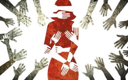 کیا جنسی زیادتی کا شکار بننے والی لڑکی کے لیے شرمندہ ہونا ضروری ہے؟