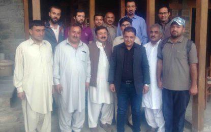 ہنزہ: کریم آباد ٹاون منیجمنٹسوسائٹی کی نئی کابینہ منتخب