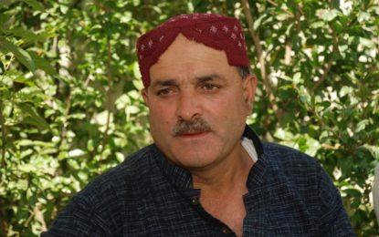معروف ادبی شخصیت اسلم سحر عالمی حسینی کانفرنس میںشرکت کے لئے تہران پہنچ گئے