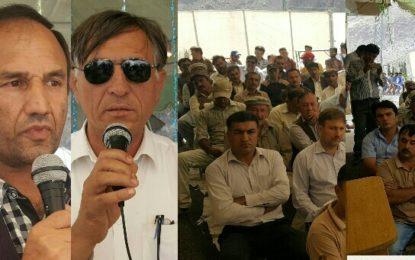 علی آباد تھرفٹ اینڈ کریڈٹ سوسائٹی نے اپنی دسویں شاخ ششکٹ گوجال میں  قائم کردی