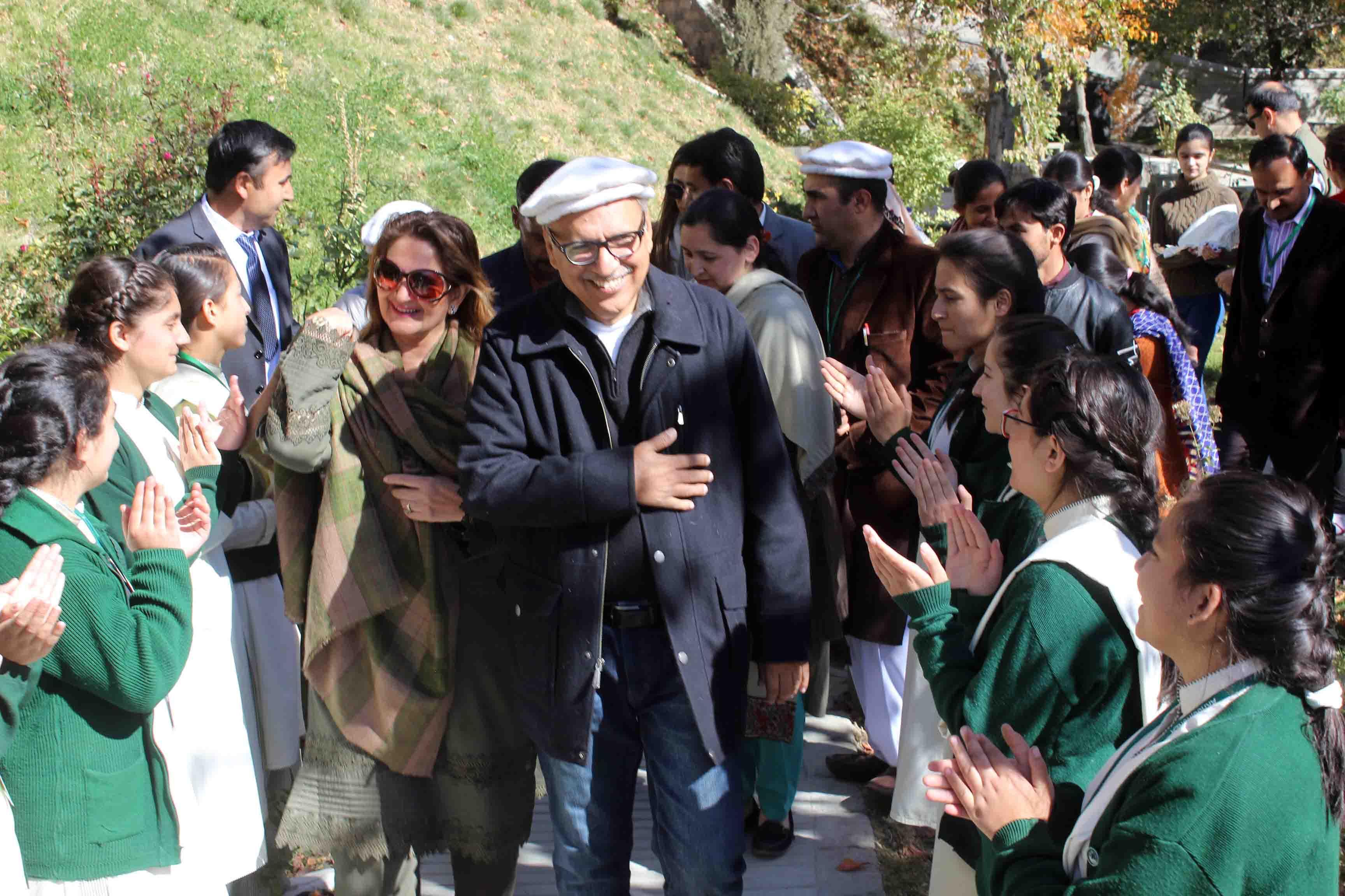 میری خواہش ہے کہ پاکستان کے دیگر اضلاع میںبھی ہنزہ جیسی شرحخواندگی ہو، صدر مملکت ڈاکٹر عارف علوی