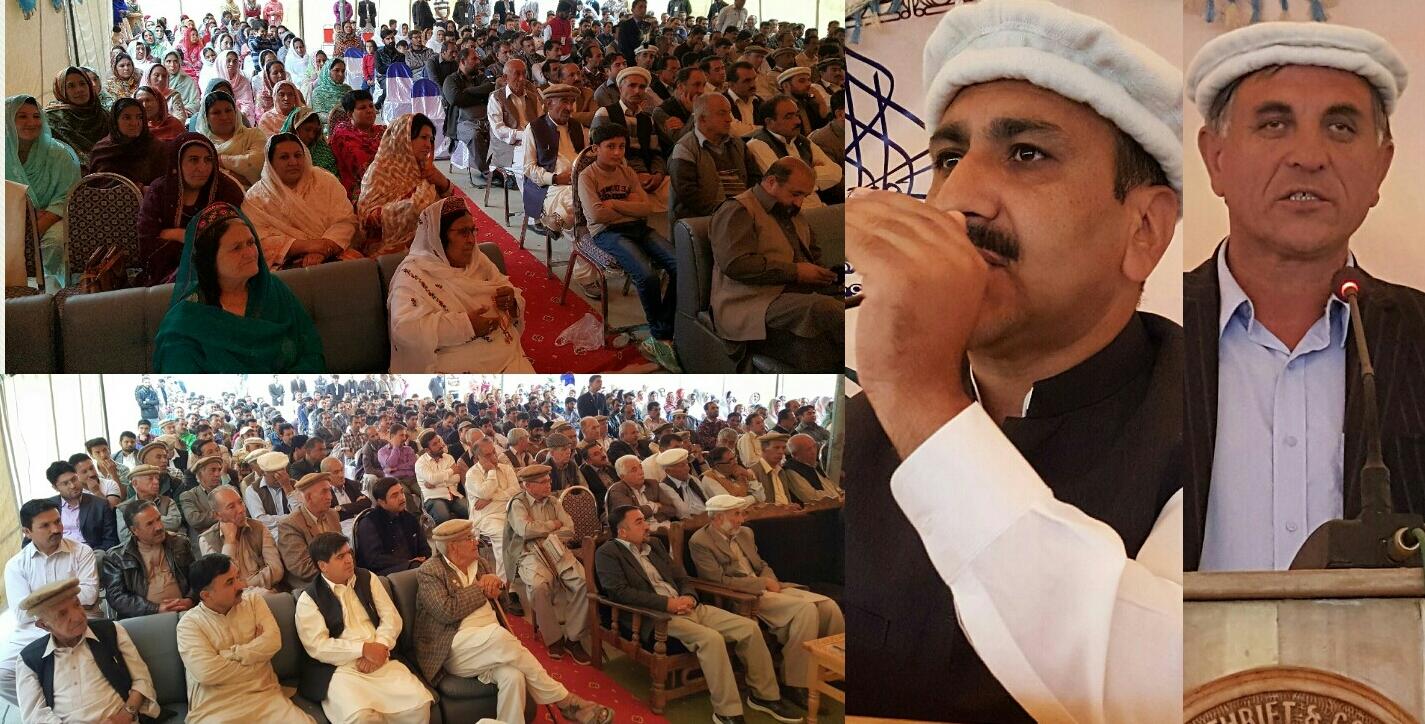 علی آباد کوآپریٹیو تھرفٹ اینڈ کریڈٹ سوسائٹی کی گولڈن جوبلی تقریب منعقد