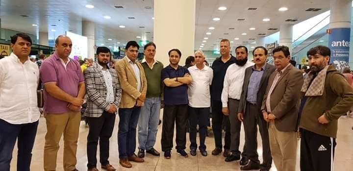وزیر اعلی نے سپین میںمقیم پاکستانی کمیونیٹی کو گلگت بلتستان میںسرمایہ کاری کی دعوت دی