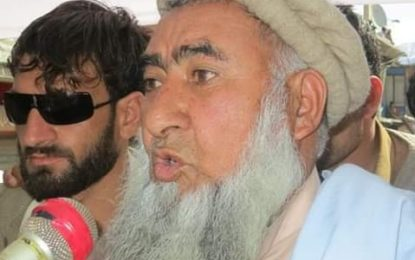 دیامر کی مشہور شخصیت حاجی شاہ خان حرکت قلب بند ہونے سے انتقال کر گئے