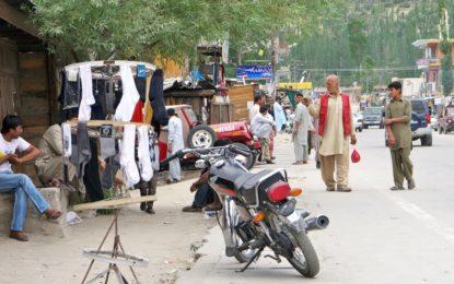 ہنزہ:حیدر آباد تا بوائز کالج علی آباد رابطہ سڑک کی توسیع کا منصوبہ سست روی کا شکار