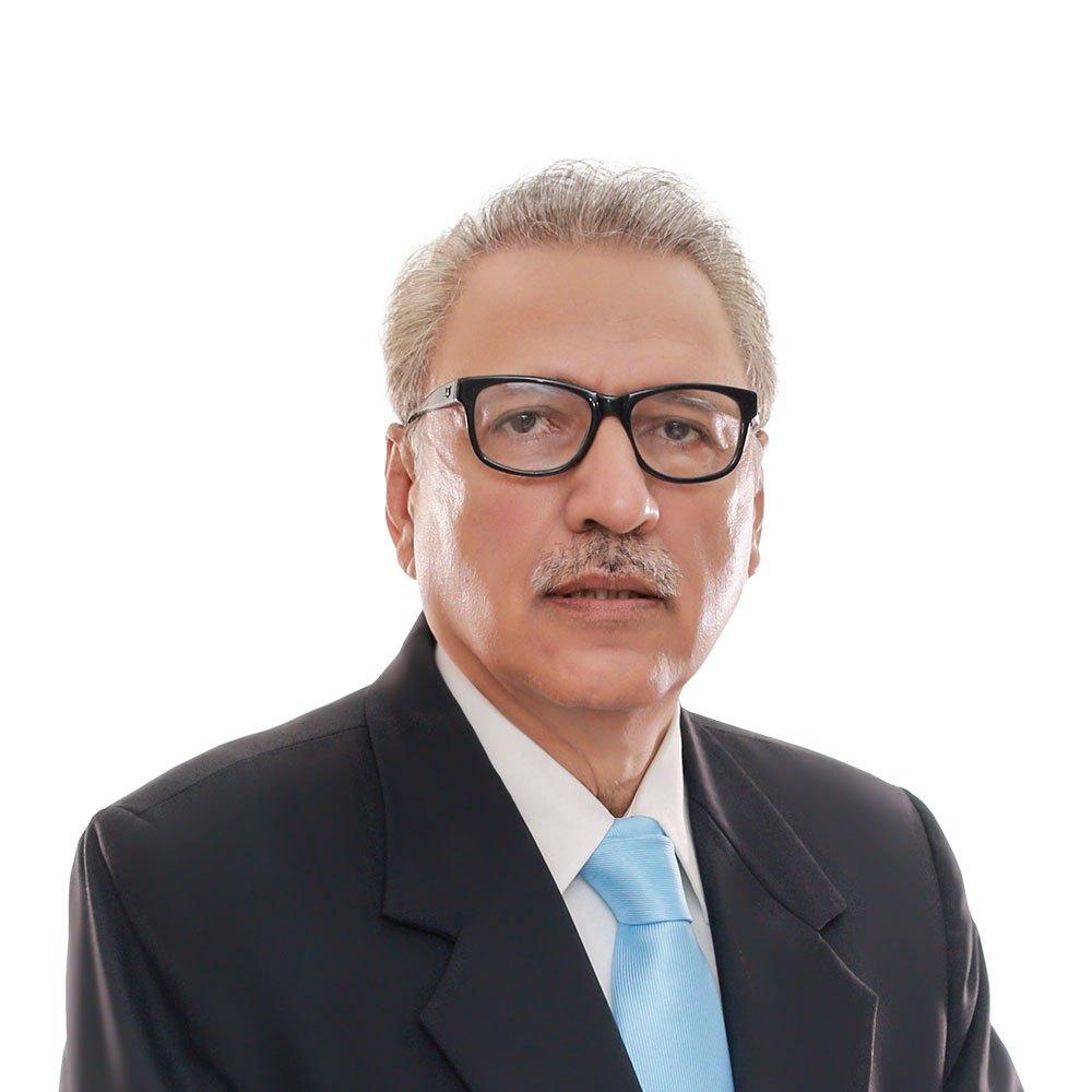 صدر پاکستان ڈاکٹر عارف علوی ہنزہ پہنچ گئے