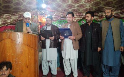 نئی وفاقی حکومت نے گلگت چترال روڑ سی پیک سے خارج کر دیا تھا، ڈاکٹر اقبال