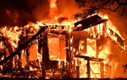 چلاس کے قریب واقع بستی میں اچانک آگ لگ گئی، 24 گھر خاکستر، تخریب کاری کے شبے میں نامعلوم افراد کے خلاف مقدمہ درج