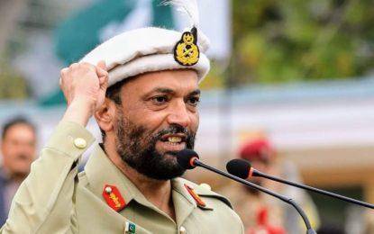 دشمن ہمارے سامنے نہ پہلے ٹہر سکا ہے، نہ اب ٹہر سکے گا، حوصلے پہاڑوںسے بلند ہیں: میجر جنرل احسان محمود خان