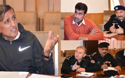 گلگت بلتستان میں 2004سے اب تک دہشت گردی کے 795مقدمات قائم کئے گئے