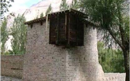 غذر کے لاوارث تاریخی اثاثے