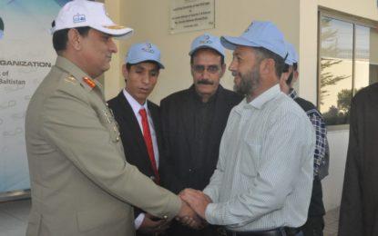 ایس سی او گلگت بلتستان میں تھری اور فور جی سروس کی فراہمی میںرکاوٹ نہیں ہے، میجر جنرل علی فرحان، ڈائریکٹر جنرل