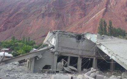 تین سال گزرنے کے باوجود سیلاب میں تباہ ریشن بجلی گھر پر کام شروع نہ ہوسکا