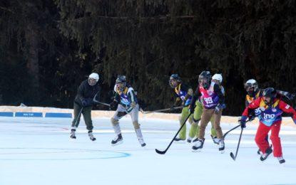 نلتر میں سرمائی کھیلوں کا میدان سج گیا، پہلی بار آئس ہاکی بھی متعارف