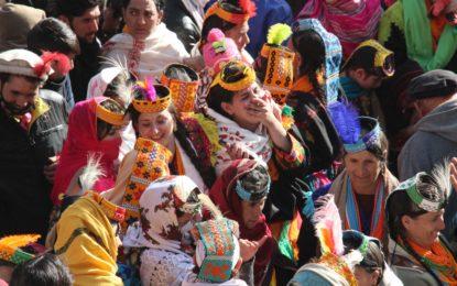 وادی کیلاش، چترال، میں چوموس فیسٹیول جاری، کل آخری دن