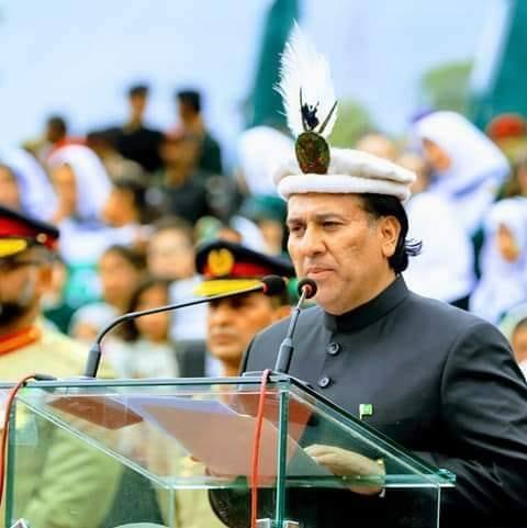 پاسپورٹآفس بچانے میںناکام ہونے والا گورنر صوبے کا نظام کیسے سنبھالے گا، محمد ظہیر عباس رہنما ایم ڈبلیو ایم شگر