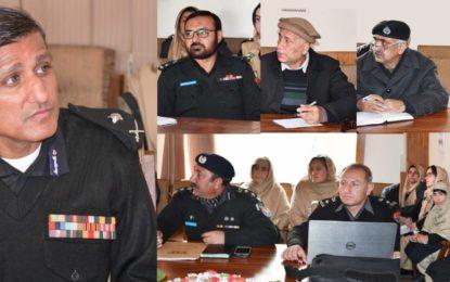 گلگت بلتستان کے 7اضلاع میں قائم وویمن پولیس اسٹیشنز میں 180لیڈی اہلکار تعینات