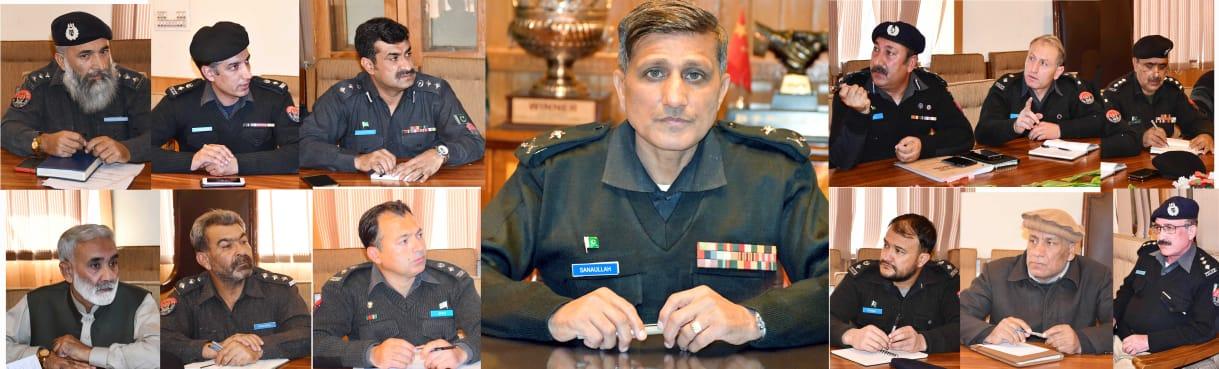 آرمڈ ریزرو پولیس کے 90اہلکاروں کو بلتستان رینج بھجوادیا گیا