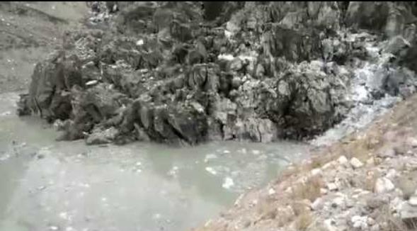 آب و ہوا کی تبدیلی اور شسپر گلیشئر حسن آباد