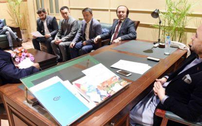 چائنیز کمپنی ہاربر گلگت بلتستان میں ہائیڈروپاور منصوبوں میں سرمایہ کر ے گی