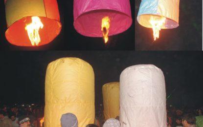 شگر بھر میںجشن مے فنگ روایتی جوش و خروش سے منایا گیا