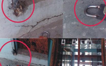 گلگت: ذوالفقار آباد میں چور نے کمپیوٹر اور موبائل کی دکان کا صفایا کردیا