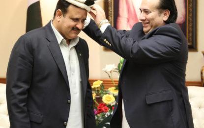حکومت پنجاب گلگت بلتستان کی ترقی میں بھرپورمعاونت کرے گی، وزیر اعلیٰ پنجاب