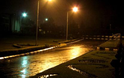 جنوری کی پہلی رات، اسلام آباد کی برستی آکاش، محبت یا خواہشاتِ نفس، ایک سوال، ایک وضاحت