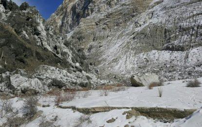 ہنزہ : ششپر گلیشیر کے پھیلاو میں خطرناک اضافہ