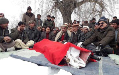 دیدار حسین قتل کیس: عوامی نمائندوں نے متاثرہ خاندان کے ساتھ اظہار ہمدردی تک نہ کی