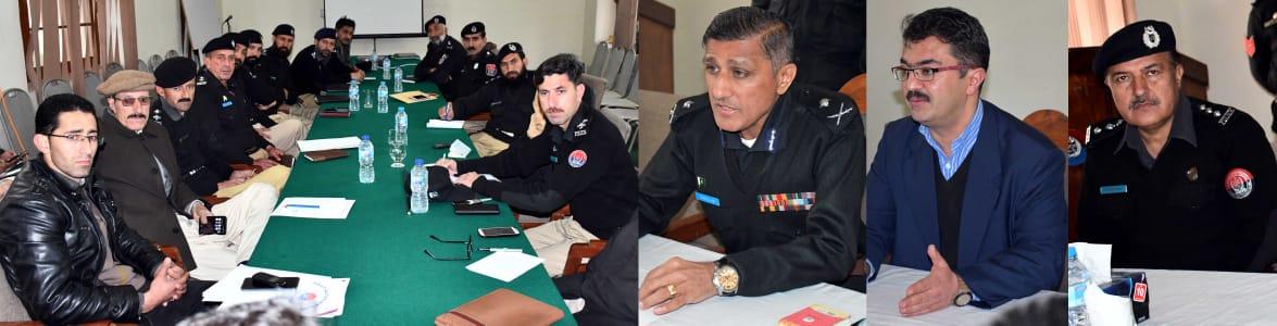 سوشل میڈیاکے منفی استعمال کو روکنے کے لئےگلگت بلتستان پولیس کے لیے تین روزہ ورکشاپ کا انعقاد
