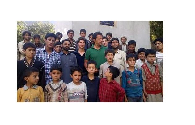 برف کی وادی(ہمیسل)کے ساتھ وزیراعظم عمران خان صاحب کا وعدہ