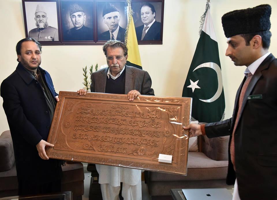 گلگت بلتستان اور آزادکشمیر کے عوام کے درمیان تاریخی، معاشرتی اور جغرافیائی رشتے ہیں، وزیر اعلیٰ گلگت بلتستان