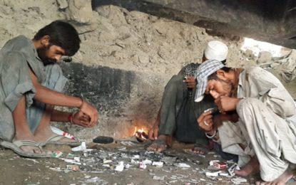 یاسین میں منشیات کی روک تھام کے لئے گاوں سطح پر عوامی کمیٹیاں بنانے کا فیصلہ