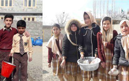 کریم آباد ہنزہ میں صفائی مہم کا آغاز