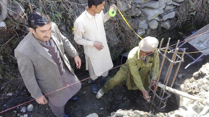 گلگت: بسین کوٹ محلہ میں کوہل بالا پر غیر قانونی تعمیرات کرنے والا شخص گرفتار