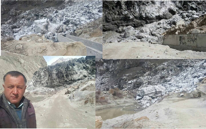 ہنزہ:  ششپر گلیشرکی لمبائی میں گزشتہ 8 دنوں کے دوران 50 فٹ کا اضافہ ہوچکا ہے، علی آباد کا اہم واٹر چینل متاثر