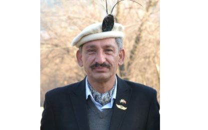 یکم مئی کو یاسین سب ڈویژن میں نادرا دفتر کا باقاعدہ افتتاحہوگا، کرنل (ر) محمود بیگ