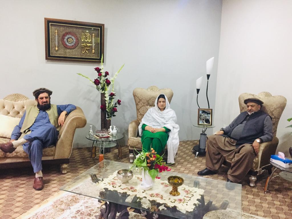 مسلم لیگ گلگت بلتستان کسی فرد واحد کی جاگیر نہیں ہے، وزیر اعلی کا مخصوصٹولہ پارٹی میں دراڑیںڈال رہا ہے، جانباز، حیدر اور ثوبیہ کا بیان